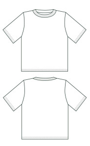 tshirt_outline
